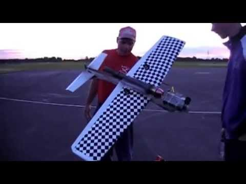 Dan Banjok's Acme jet plane