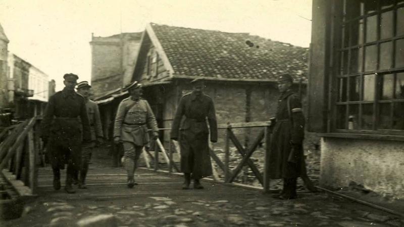 Альбом фотографий Галлиполи принадлежавший генералу Туркулу А В