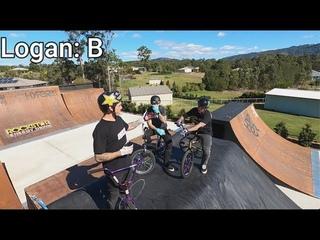 Game of  w/ Logan Martin, Kyle Baldock and Jaie Toohey