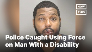 Police Caught Violently Arresting Man With a Disability and Laughing About It   NowThis