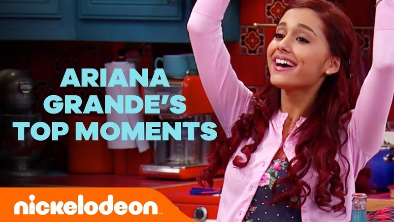 Ariana Grande's Best Moments from Victorious and Sam Cat 🐱