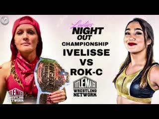 Queens of the Ring 2 Heather Monroe vs Priscilla Kelly Womens Wrestling Livestream