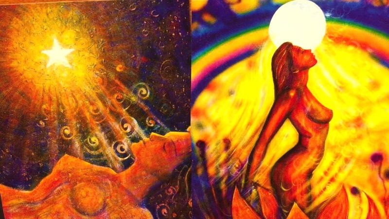 Самое мощное открытие дорог 100 % на любовь Близнецовое Пламя Колена Messages from the Angels