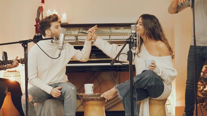 Sofía Ellar y Blas Cantó Humanidad en Paro