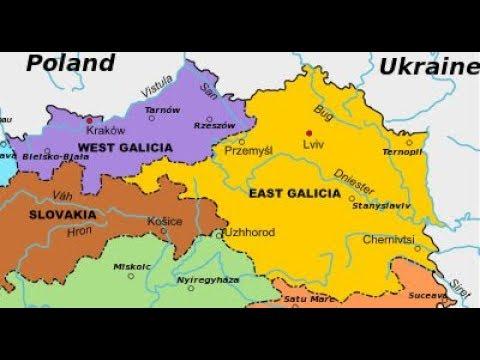 Historia Ukrainy (z napisami i tłumaczeniem)