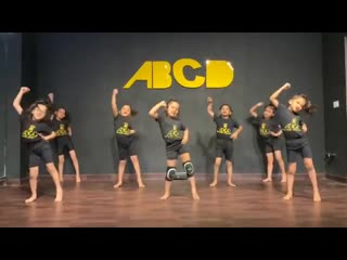 Yaad Piya Ki Aane Lagi _ Illegal Weapon 2.0 _ Viral Girls _ Dance _ Choreo_ ABCD