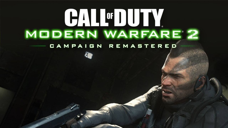 Call of Duty® Modern Warfare® 2 Campaign Remastered официальный трейлер RU
