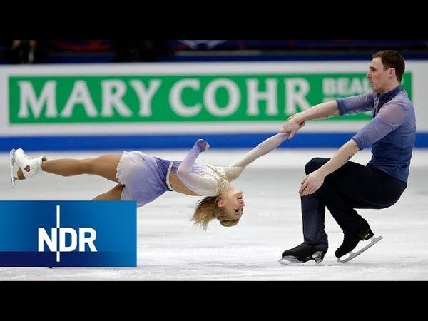 Eiskunstlauf: Olympiasiegerin Aljona Savchenko   Sportclub   NDR Doku