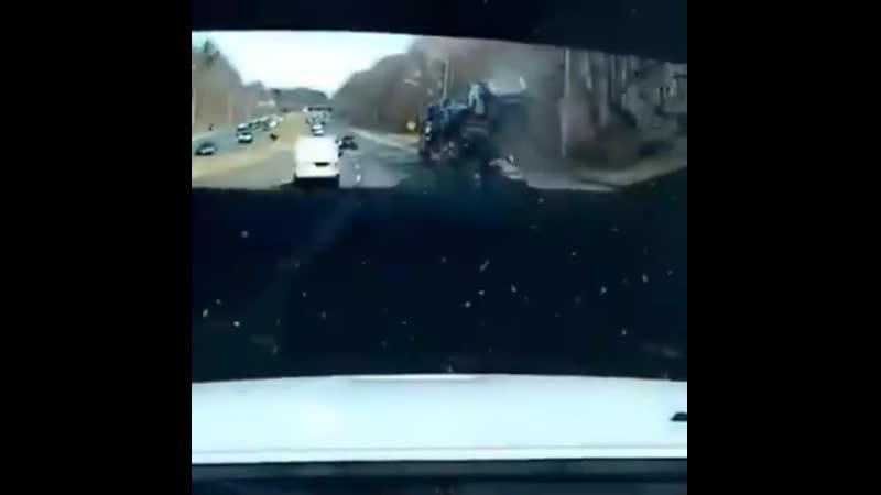 Страшный сон автовозчика