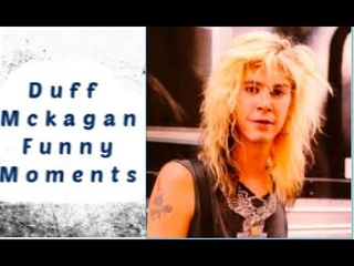 Duff Mckagan's Funny Moments: Interviews, Documentaries, Concerts