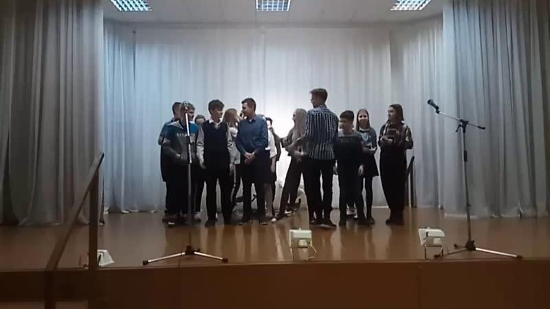 БИТВА ХОРОВ 7 е классы