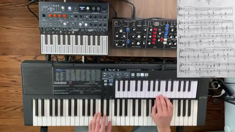 Gymnopedie No.1 (synth rework)