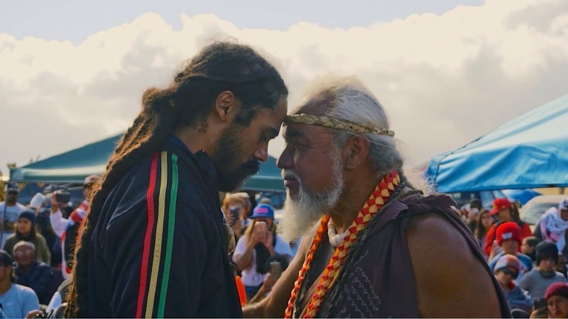 Protect Mauna Kea Damian Jr Gong Marley