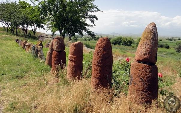 Загадочные вишапы Армении