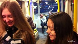 Калининградский трамвай PESA - 2013 год