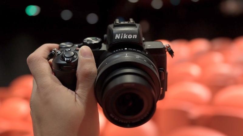 Nikon Z50 Hands-on - Smaller, Lighter, Cheaper Mirrorless!