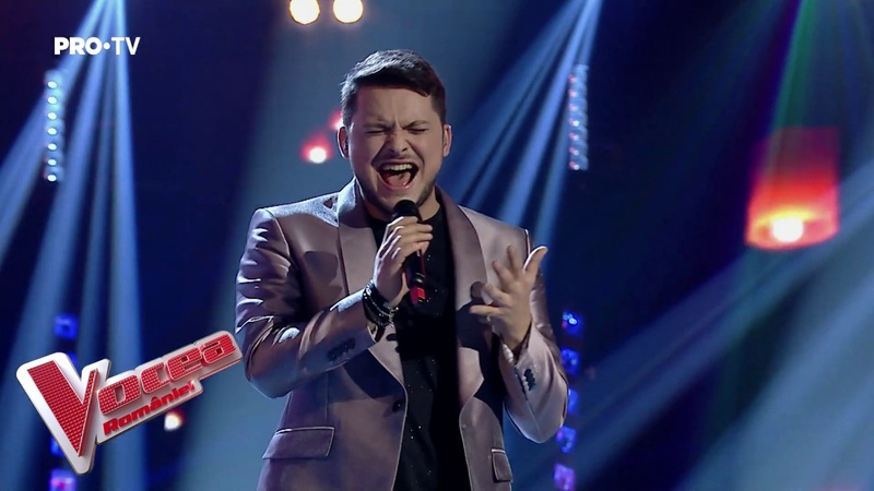 Bogdan Dumitraș - Queen - Who Wants To Live Forever | LIVE 2 | Vocea Romaniei 2019