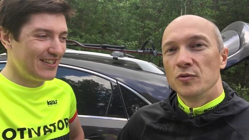 Влог Motivators Гонка на 20 км с раздельным стартом Жажда скорости