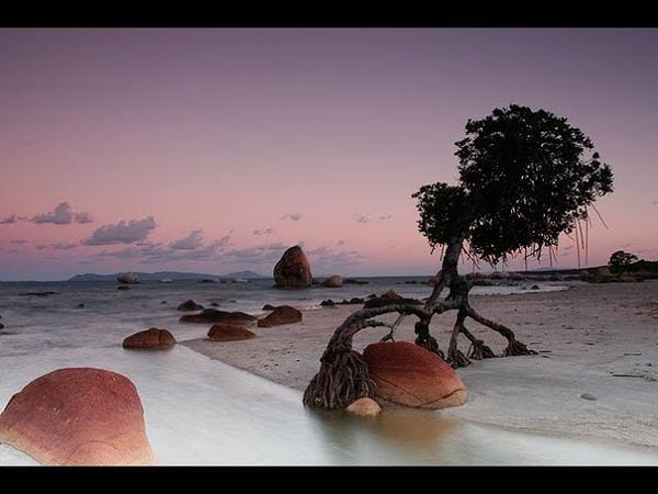 Дикое и Прекрасное место Полуостров Кейп Йорк Австралия Странник КН