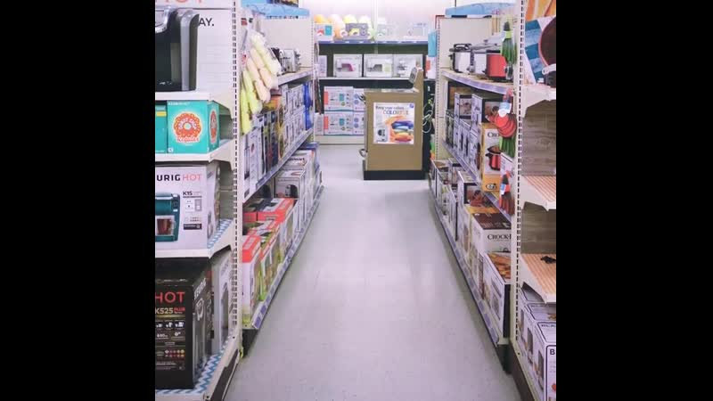 Жиэнь дурдом обычный супермаркет