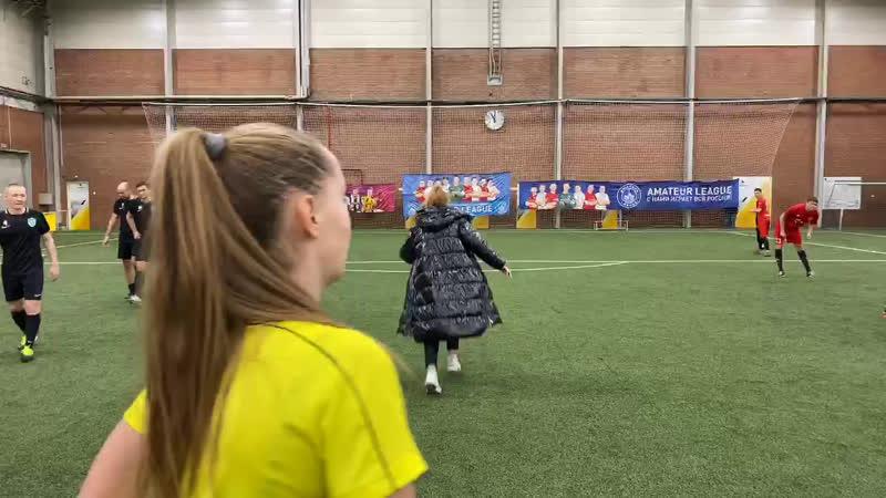 Волгаэкогрупп - Бавария TRP | 1/4 Чемпионат России Amateur League 6x6