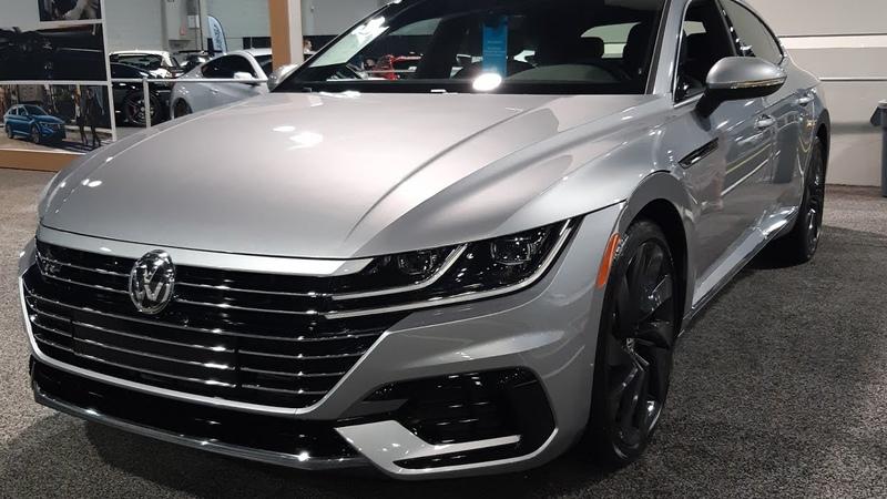 2020 Volkswagen Arteon R-Line 4MOTION - Walkaround!!