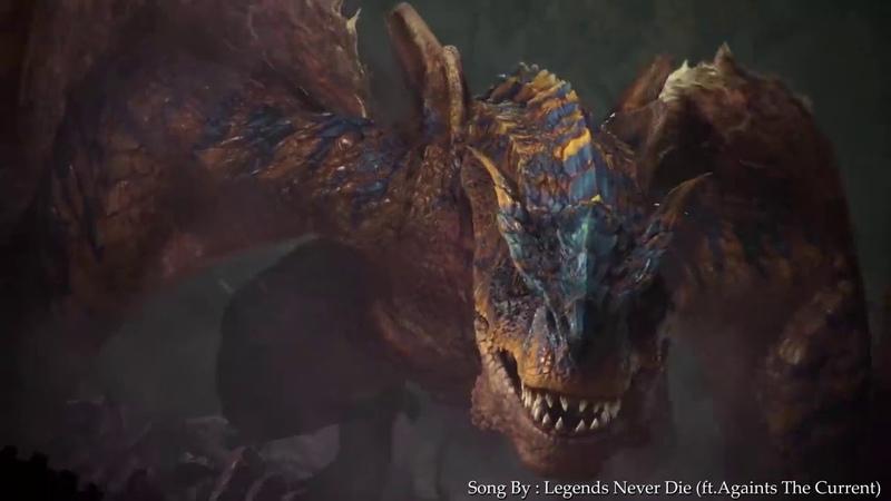 Legends Never Die The Current GMV Monster Hunter