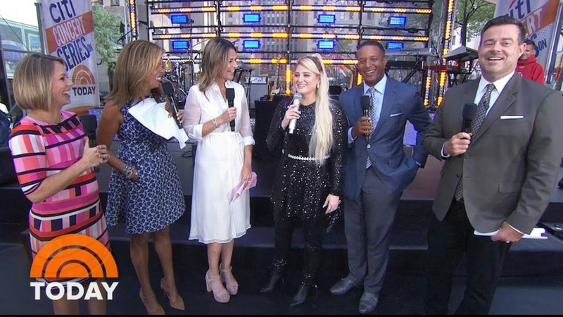 Singer-Songwriter Meghan Trainor Opens Up About Having A Family One Day | TODAY