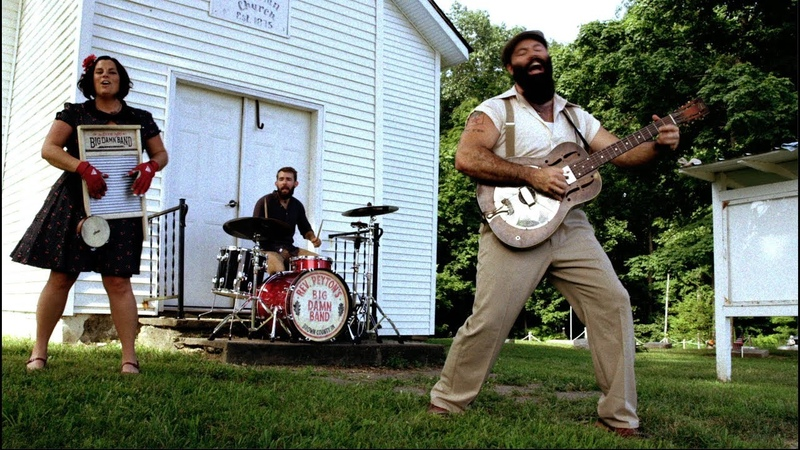 You Can't Steal My Shine The Reverend Peyton's Big Damn Band
