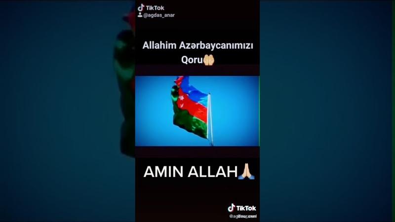 Allahım xalqımızı qoru