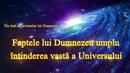 """Cea Mai Frumoasa Muzica Crestina """"Faptele lui Dumnezeu umplu întinderea vastă a Universului"""""""