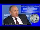 Discours de Poutine qui définit la place de la Russie dans le cadre du Nouvel Ordre Mondial