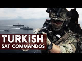 Turkish navy seals sat commandos turkish special forces 2020