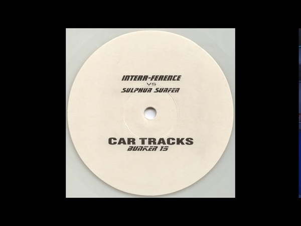 Bunker Records 015 - Interr-Ference vs Sulphur Surfer - B1 - Untitled