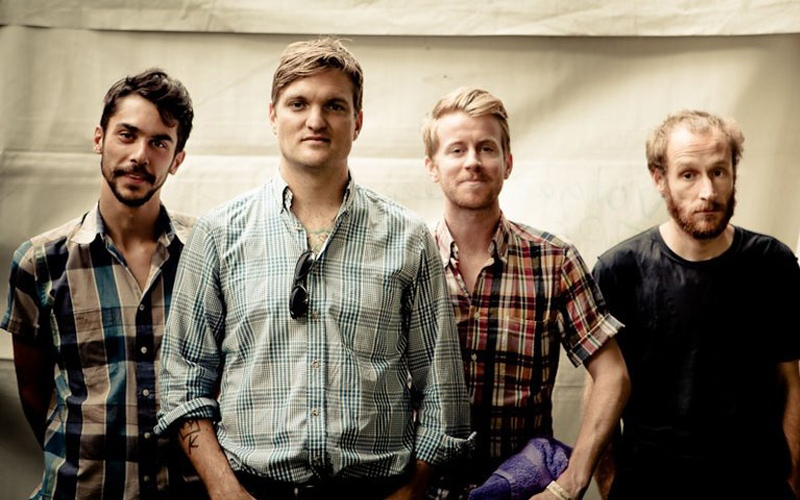 Cold War Kids ''Waiting For Your Love''