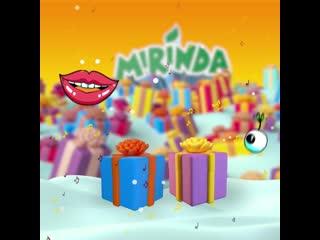 Mirinda new year