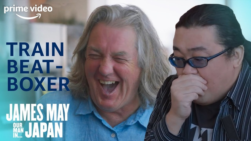 James May Discovers A Trainspotting Beat boxer Self Cleaning Toilets James May Our Man In Japan