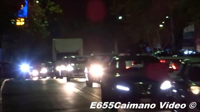 [HD - Sirena Carabinieri] 5x Carabinieri in Sirena-Azione - Military Police Responding with Siren! (MosCatalogue.net)