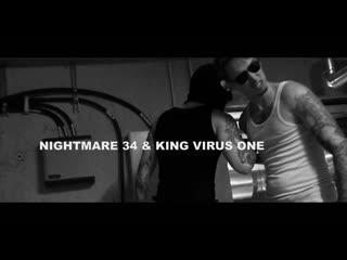 Nightmare 34 & king virus one foltameista
