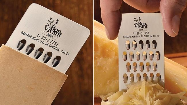 Очень удобная терка для сыра