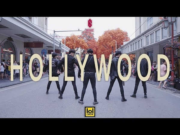 KPOP IN PUBLIC CHALLENGE AB6IX 에이비식스 'HOLLYWOOD' Dance cover by LOL CREW from VIETNAM