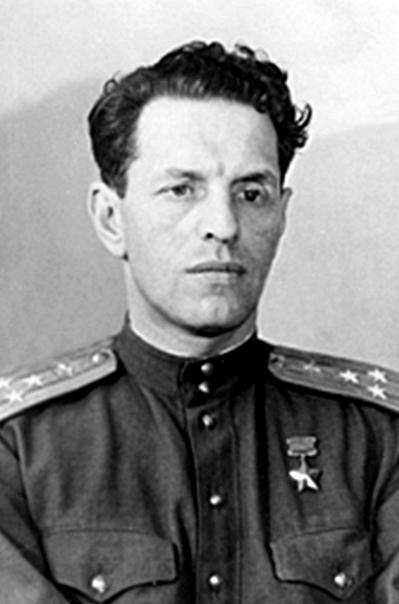 Герой Советского Союза Строганов Д.Е., изображение №1