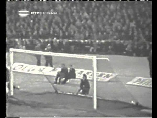 Cup of European Champions 1962-63 Benfica vs. Feyenoord
