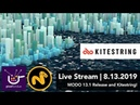 MODO 13.1 and Kitestring Launch Vodcast and QA
