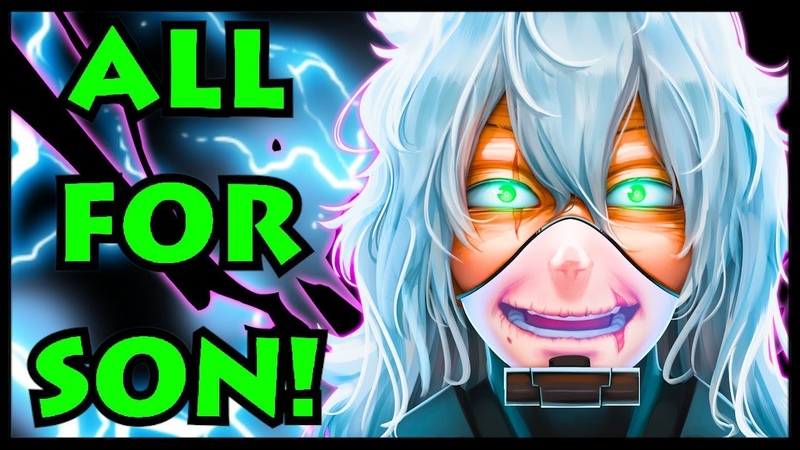 Massive Shigaraki TWIST just changed EVERYTHING! (My Hero Academia Boku no Hero All for One Truth)
