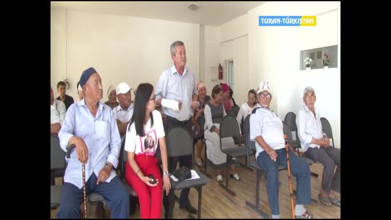 Қызыл жол ауылының тұрғындары медициналық көмекке зәру. 12 08 2019