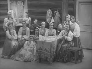 Концерт - Уральский народный хор (1962)