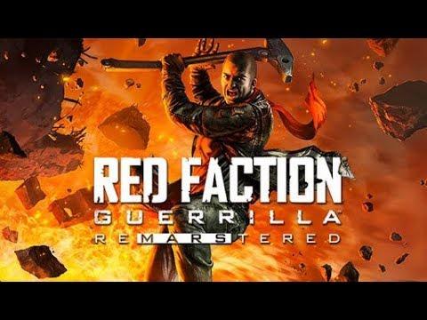 Прохождение Red Faction Guerrilla Re Mars tered Часть 3 Прах к праху