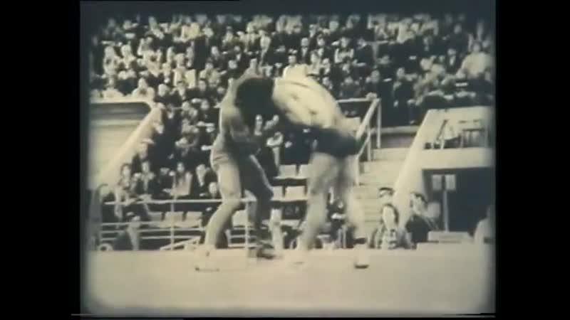 Zeger Adolf (GER) - Abilov Ismail (BUL) 82 kg. Final. 1975 Chempionat mira. Minsk