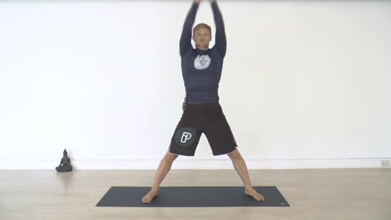 Sebastian Brosche Shoulder Stretch Class ¦ Yoga for BJJ 48 Hour Lockdown Exclusive